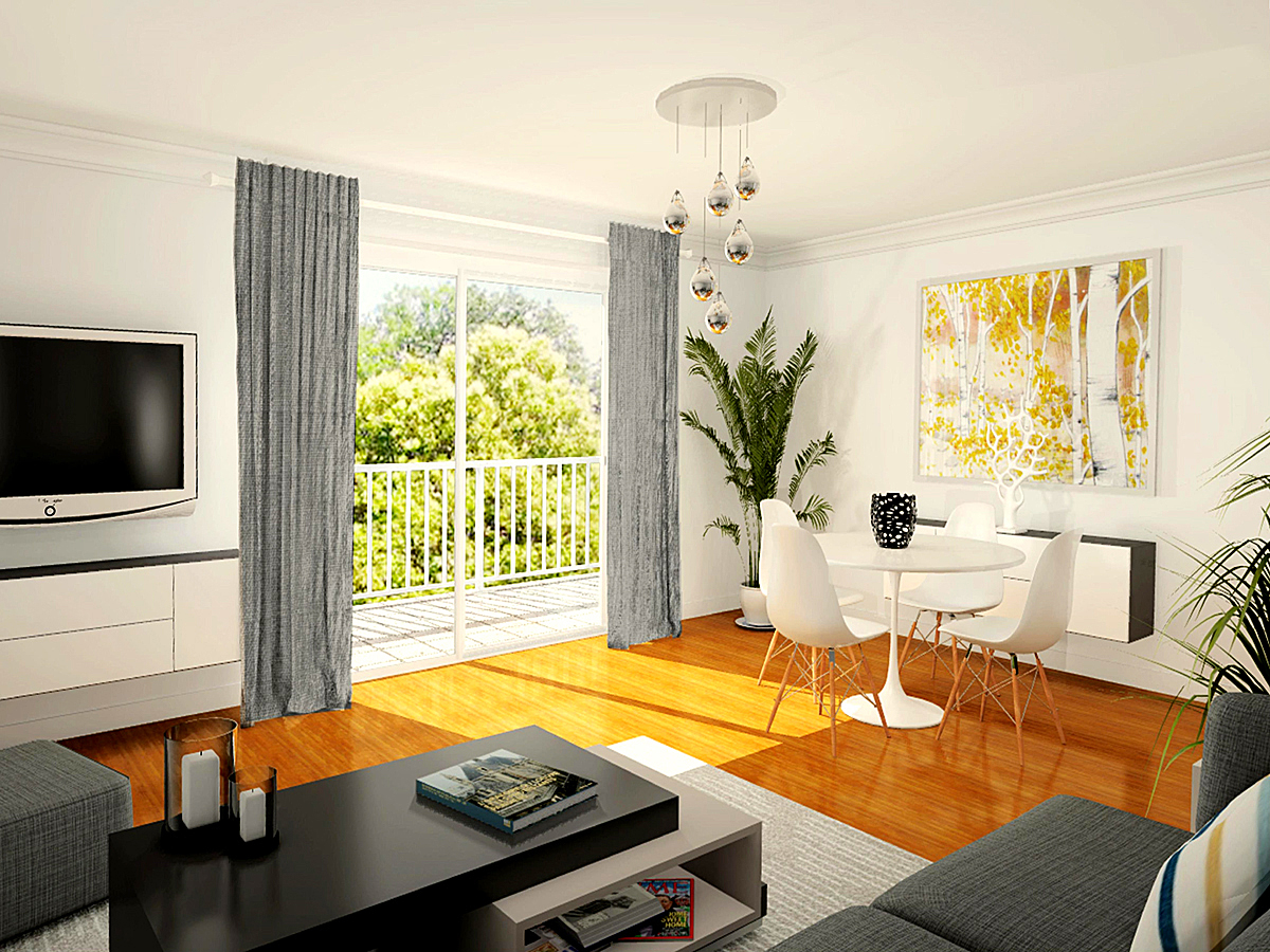 Exemple Home Staging 3D